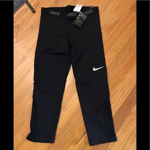 Ladies, Nike, black leggings